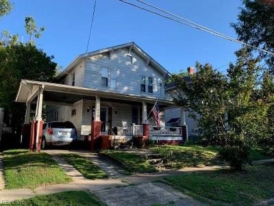 Newport News Residential New Listing: 326 54th St