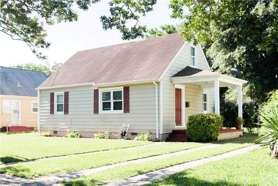 Norfolk Residential New Listing: 521 Sterling St