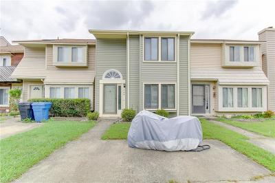 Virginia Beach Residential New Listing: 744 Waters Dr