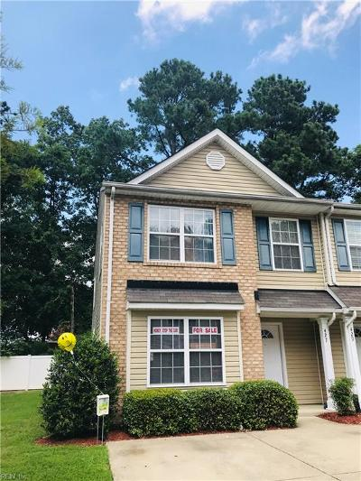 Newport News Residential New Listing: 427 Revolution Ln