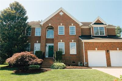 Chesapeake Residential New Listing: 831 Amberline Dr