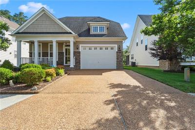 Virginia Beach Residential New Listing: 2977 Enchanting Cir