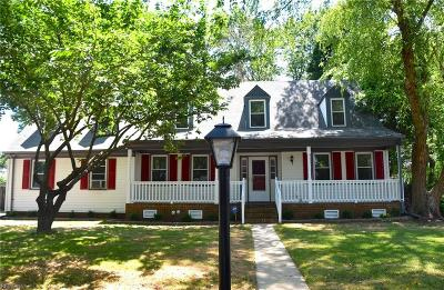 Chesapeake Residential New Listing: 3749 Farnsworth Dr