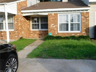 Virginia Beach Residential New Listing: 5559 Baccalaureate Dr