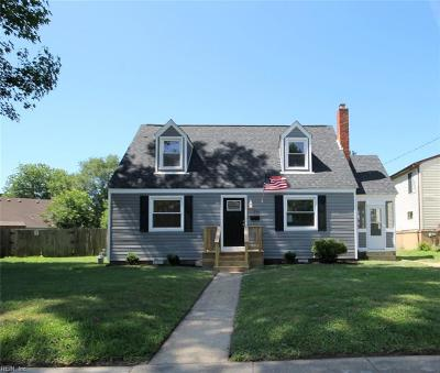 Norfolk Residential New Listing: 316 Ashlawn Dr