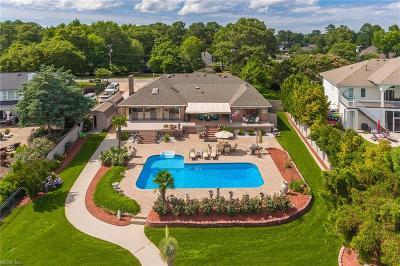 Virginia Beach Residential New Listing: 2309 Windward Shore Dr