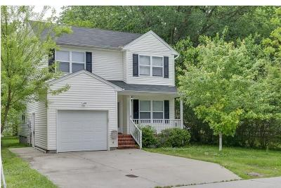 Chesapeake Residential New Listing: 1232 Old Atlantic Ave