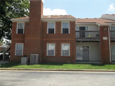 Newport News Residential New Listing: 208 Quarter Trl #E