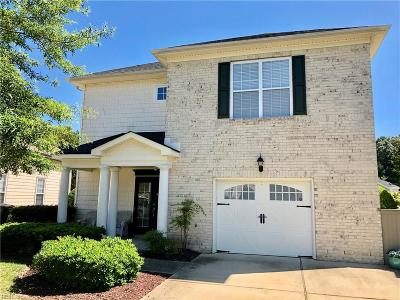 Chesapeake Residential New Listing: 606 Mulberry Cres