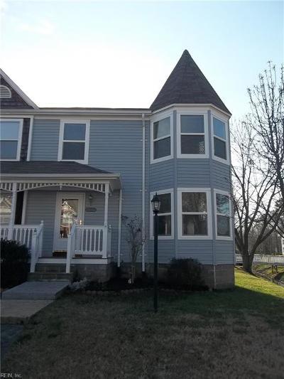 Newport News Residential New Listing: 1212 Palmerton Dr #DR
