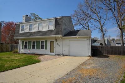 Hampton Residential New Listing: 305 Lampros Ct