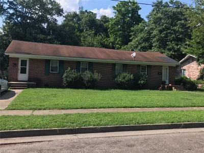 Portsmouth Multi Family Home Under Contract: 257 Choate St