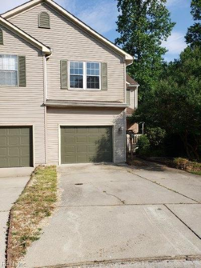 Newport News Residential New Listing: 26 Creekpoint Cv