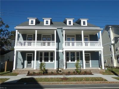 Virginia Beach Residential New Listing: 423 21st St
