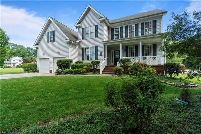 Virginia Beach Residential New Listing: 570 Cardamon Dr