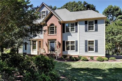 Williamsburg Residential New Listing: 100 Mill Stream Way