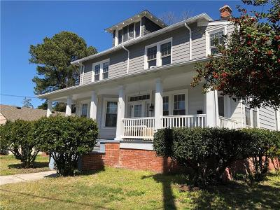 Larchmont Residential For Sale: 6300 Hampton Blvd