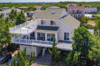 Sandbridge Beach Residential For Sale: 2629 Sandfiddler Rd