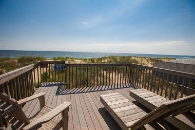 Sandbridge Beach Residential For Sale: 2844 Sandfiddler Rd