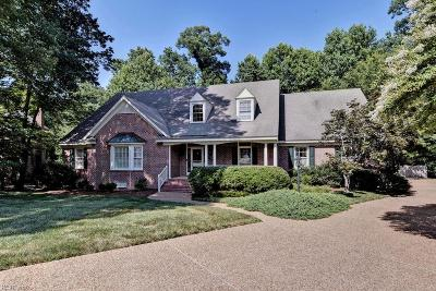 Williamsburg Residential For Sale: 144 Hearthside Ln