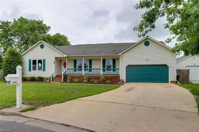 Red Mill Farm Residential Under Contract: 2508 Townfield Ln
