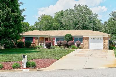 Kings Grant Residential Under Contract: 3352 Prince Of Wales Ct