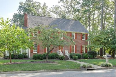 Newport News Residential For Sale: 2 Riverwood Cir