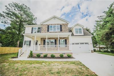 Hampton VA Residential New Listing: $399,900