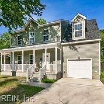 Hampton VA Residential New Listing: $269,999