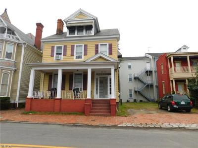 Portsmouth Multi Family Home For Sale: 316 London St