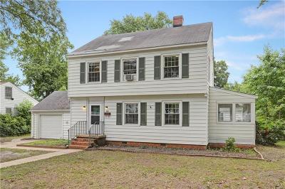 Hampton VA Residential New Listing: $176,000