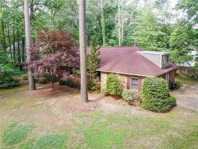 Kings Grant Residential For Sale: 3841 Prince Andrew Ln