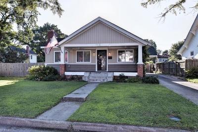 Hampton VA Residential New Listing: $259,900