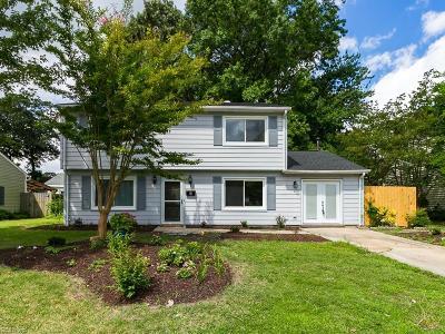 Hampton VA Residential New Listing: $210,000