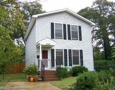 Rental New Listing: 1318 Milton St