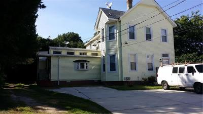 Hampton Multi Family Home For Sale: 214 S Willard Ave