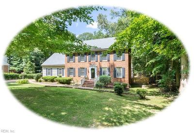 Williamsburg Residential For Sale: 108 Clarendon Ct
