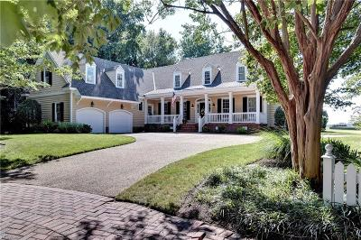 Williamsburg Residential For Sale: 1533 Harbor Rd