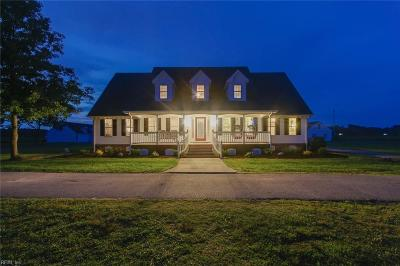 Pungo Residential For Sale: 1780 Gum Bridge Rd