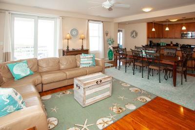 Sandbridge Beach Residential For Sale: 3700 Sandpiper Rd #321