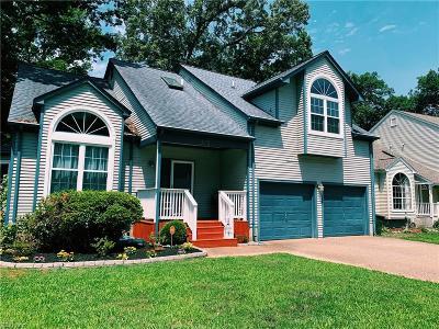 Newport News Residential For Sale: 305 Summerlake Ln