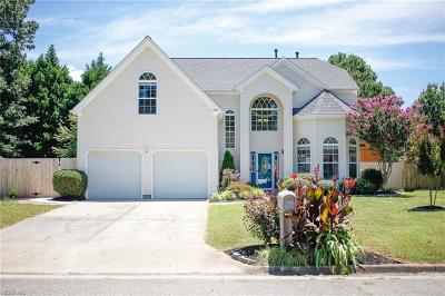 Newport News Residential Under Contract: 244 Sherbrooke Dr