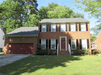 Newport News Residential For Sale: 314 Watermill Rn