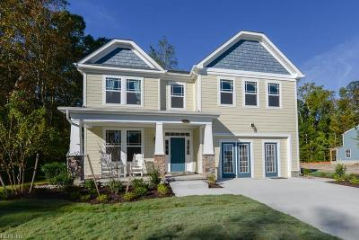 Hampton Residential For Sale: Mm Persimmon (Mallory Pointe)