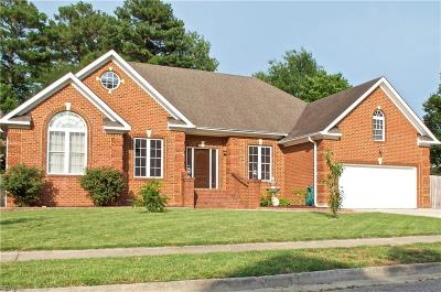 Chesapeake Residential New Listing: 719 Wentworth Dr