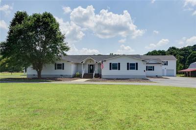 Suffolk Residential For Sale: 2975 Desert Rd