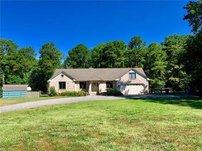 Pungo Residential For Sale: 2088 Munden Point Rd