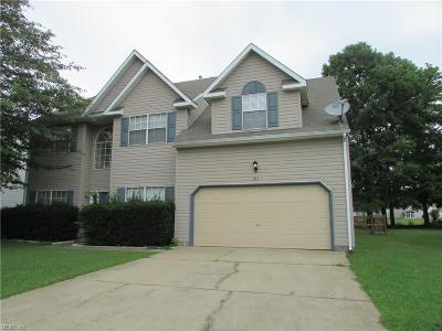 Newport News Residential For Sale: 911 Foxboro Dr