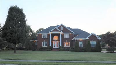 Chesapeake Residential For Sale: 1612 Water View Cir