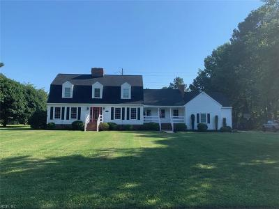 Chesapeake Residential For Sale: 624 Fairfield Dr